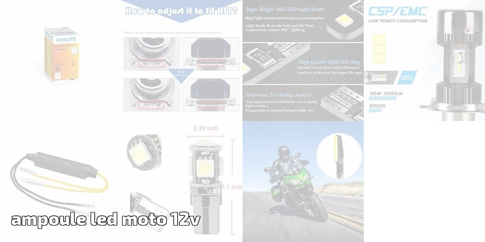 Led Comparatif Pour 12vVotre Ampoule Moto 2019Ampoules vn0mNw8
