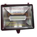 ampoule led pour halogène extérieur TOP 2 image 3 produit