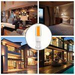 ampoule led pour lampadaire halogène TOP 8 image 2 produit