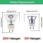 ampoule led pour remplacer halogène TOP 12 image 1 produit