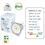 ampoule led pour remplacer halogène TOP 7 image 3 produit