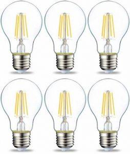 ampoule led transparente TOP 4 image 0 produit