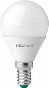 Ampoule LED unicolore Megaman E14 5.5 W = 40 W 1 pc(s) de la marque LIGHTME image 0 produit