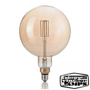 Ampoule LED Vintage XL E274W 320LM 2200K Globe Big Carbon Giant Bulb de la marque Underground Vintage Lamps image 0 produit