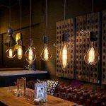 Ampoule LED Vintage XL E274W 320LM 2200K Globe Big Carbon Giant Bulb de la marque Underground Vintage Lamps image 2 produit