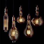 Ampoule LED Vintage XL E278W 640LM 2200K Goutte carbone Giant Big de la marque Underground Vintage Lamps image 1 produit