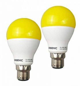 ampoule lumière jaune TOP 9 image 0 produit
