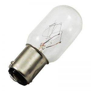 Ampoule machine à coudre alfa, Singer, Sigma lampe à incandescence BA15D 15W 220V de la marque La Canilla image 0 produit