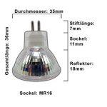 ampoule mr11 12v 10w TOP 2 image 1 produit