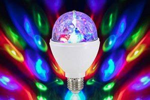 ampoule multicolore e27 TOP 4 image 0 produit