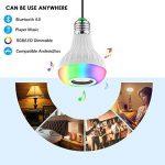 ampoule musicale bluetooth TOP 12 image 1 produit