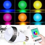 ampoule musicale bluetooth TOP 8 image 2 produit