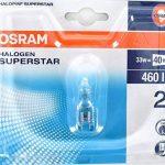 ampoule osram halopin 230v 40w TOP 10 image 1 produit