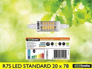 ampoule r7s 78mm TOP 8 image 0 produit