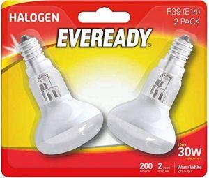 Ampoule à réflecteur R3930W petites vis Edison lampe à lave X 2 Eveready de la marque Eveready image 0 produit
