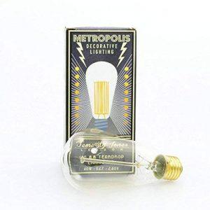 Ampoule rétro Filament en Cage d'écureuil Ampoule spirale de la marque Temerity Jones image 0 produit