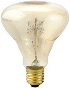 Ampoule rétro à incandescence E27 format XXL - forme Triangulaire de la marque Luminea image 0 produit
