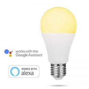 Ampoule Smart E27 Smartwares – Pro Series – Lampe blanche réglable - Extension de la marque Smartwares image 0 produit