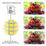 ampoule type g9 TOP 7 image 3 produit