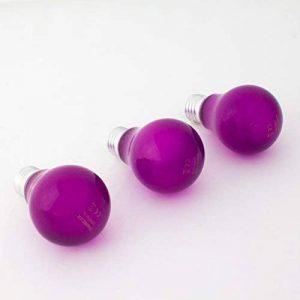 ampoule violette TOP 2 image 0 produit