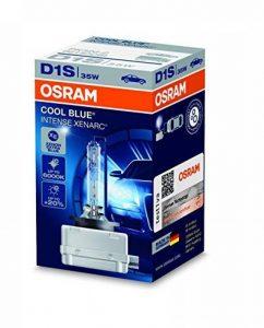 Ampoule Xénon OSRAM XENARC COOL BLUE INTENSE D1S HID Lampe à décharge, 66140CBI, boîte pliante (1 pièce) de la marque Osram image 0 produit