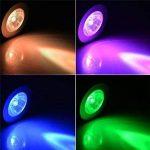 Ampoules, Ampoules domestiques, 3W E14 GU10 E26/E27 Lampe LED de Scène PAR38 1 diodes électroluminescentes LED Haute Puissance Intensité Réglable Commandée à Distance Ampoules de la marque RUNGUANG LIGHTS image 4 produit