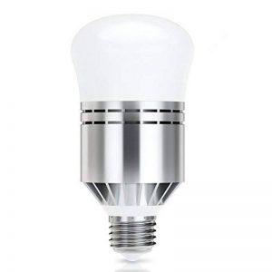 Ampoules Capteur de Crépuscule, Haofy 12W Capteur Intelligent Ampoules à LED Détection de Photosensor Intégré avec Interrupteur Automatique Extérieure / intérieure Lampe [E26 / E27,1000lum, Blanc Froid, 1 Paquet] de la marque Haofy image 0 produit