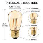 ampoules à filament rétro TOP 10 image 1 produit