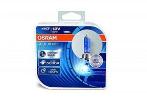 Ampoules H7 Osram Cool Blue Boost 5000K de la marque MyAutoLight image 0 produit