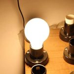 Ampoules LED A19 E27, basse tension DC 12V-24V 4W, lampe à énergie solaire A60,40W Equivalent lumière traditionnelle, 400Lumen 360 degrés pour RV Camper Marine, blanc chaud 3000K, lot de 4 de la marque weixuan image 4 produit