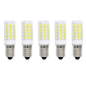 Ampoules LED E14 5W Blanc Froid 6000K,Equivalence incandescence 40 W,AC 220V,Lot de 5 de la marque baoxing image 0 produit