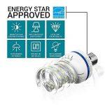 Ampoules LED E27, 12 W équivalent à 100 W, 980 Lumen LED Ampoule, Blanc Froid 6000K, Angle de Faisceau 360°, non dimmable, AC 85~265V de la marque Bro.Light image 2 produit