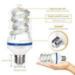 Ampoules LED E27, 12 W équivalent à 100 W, 980 Lumen LED Ampoule, Blanc Froid 6000K, Angle de Faisceau 360°, non dimmable, AC 85~265V de la marque Bro.Light image 3 produit