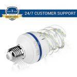Ampoules LED E27, 12 W équivalent à 100 W, 980 Lumen LED Ampoule, Blanc Froid 6000K, Angle de Faisceau 360°, non dimmable, AC 85~265V de la marque Bro.Light image 4 produit