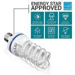 Ampoules LED E27, 16 watts équivalent à 150W, 1600 lumens LED Ampoule, 6000K blanc froid, Angle de Faisceau 360°, Non Dimmable, AC 85-265V - 4 pcs de la marque Bro.Light image 2 produit