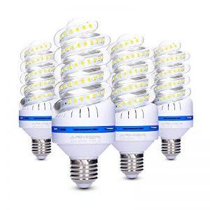 Ampoules LED E27, 20 W équivalent à 150 W, 1700 Lumen LED lampe, Blanc Froid(6000k), Angle de Faisceau 360°, AC 85~265V de la marque Bro.Light image 0 produit