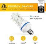 Ampoules LED E27, 20 W équivalent à 150 W, 1700 Lumen LED lampe, Blanc Froid(6000k), Angle de Faisceau 360°, AC 85~265V de la marque Bro.Light image 3 produit