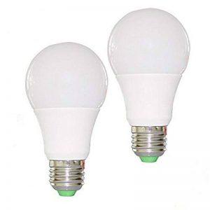 Ampoules LED E27 7W Radar Detector Ampoule Intelligente,LED Bulbs 1000lm Blanc Chaud (2700K) Eclairage pour Porche Passage Couloir Escalier de la marque Togather image 0 produit
