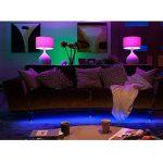 Ampoules LED RGB, Minger 5W Ampoule à LED E27 Couleur Changement LED Bulbs Dimmable avec Télécommande Sans Fil, 2 Pièces de la marque Minger image 4 produit