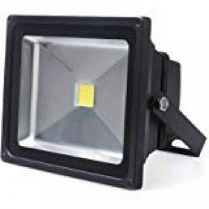 Amzdeal 20W Projecteur extérieur LED avec détecteur de mouvement, Éclairage Extérieur pour Jardin, Cour, Couloir, Terrasse etc (Blanc chaud) (Pas de connecteur) de la marque Amzdeal image 0 produit