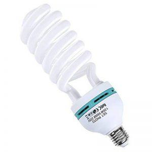 Amzdeal Ampoule Photo135W(Lot de 1 ou 2) E27 5500K Eclairage continu Photo lampe tubes Studio Pour Photographie FLUO neuf (Lot de 1) de la marque Amzdeal image 0 produit