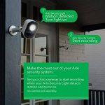 Arlo Smart Lights - Pack de 1 éclairage LED Connecté 100% sans Fils, Personnalisables Via Appli Gratuite, Résistants aux Intempéries - Déjà Compatible avec Amazon Alexa de la marque Arlo image 1 produit
