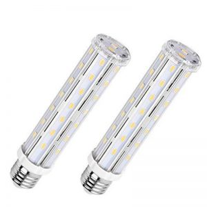 AsapGot 2Pcs 15W E27 LED Ampoule à Maïs Blanc Froid 6000K,Lampe Led 1500LM Équivalent 120W Lampe Incandescent 44 x SMD5730 Angle de Faisceau 360°Eclairage Lampe LED E27 de la marque SanGlory image 0 produit