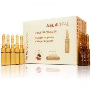 Aslavital MineralactivAmpoules de collagène de la marque Aslavital Mineralactiv image 0 produit