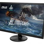"Asus VP228H Gaming Ecran PC, 21,5"" FHD (1920x1080), 1 ms, Low Blue Light, Flicker Free de la marque Asus image 1 produit"