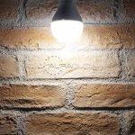 AURAGLOW Ampoule à baïonnette lumineuse Bw 20w LED B22, blanc froid, 6500K -1901 Lumens - 120w EQV - paquet de quatre de la marque Auraglow image 1 produit