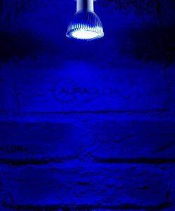 Auraglow Ampoule à LED à faisceau étroit de couleur GU10 - Bleu de la marque Auraglow image 0 produit