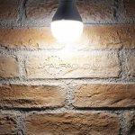 AURAGLOW Super Bright ampoule à vis LED E27 16w, blanc froid, 6500K -1521 lumens - 100w EQV - Dimmable de la marque Auraglow image 1 produit