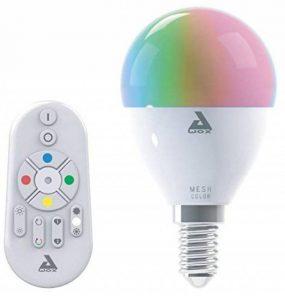 AwoX SKRLMC5E14 Lumière avec Télécommande, Plastique/Résine, E14, 5 W, Blanc de la marque AWOX image 0 produit