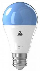 AwoX SMLm-C9-E27 Smartlight Ampoule Connectée Bluetooth Mesh E27 9 W Blanc Résine/Plastique 62 x 116 mm de la marque AWOX image 0 produit